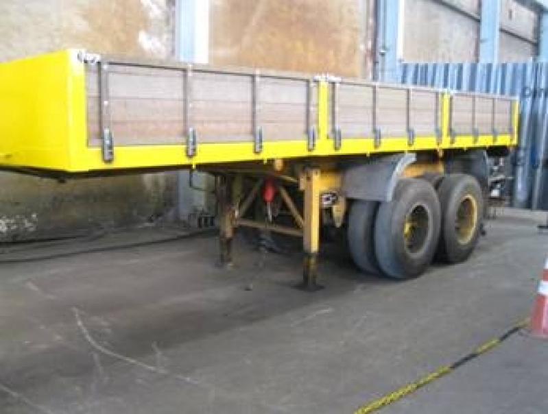 Assoalho de Madeira para Caminhão Baú Preço em João Pessoa - Assoalho de Madeira Plástica para Caminhão