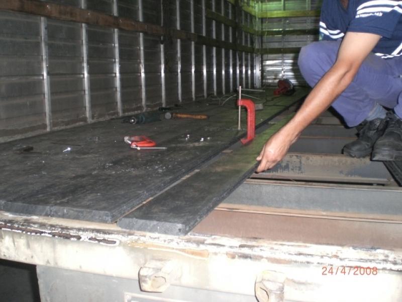 Assoalho de Madeira para Caminhão Preço na Casa Verde - Assoalho de Madeira Plástica para Caminhão