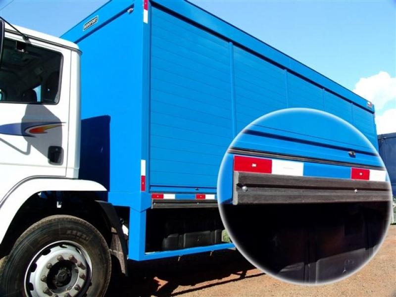 Assoalhos para Caminhões Baú em Americana - Assoalho de Madeira Plástica para Caminhão