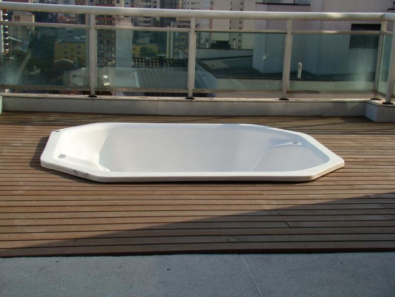 Deck de Madeiras para Spa em Paulínia - Deck para Spa em SP