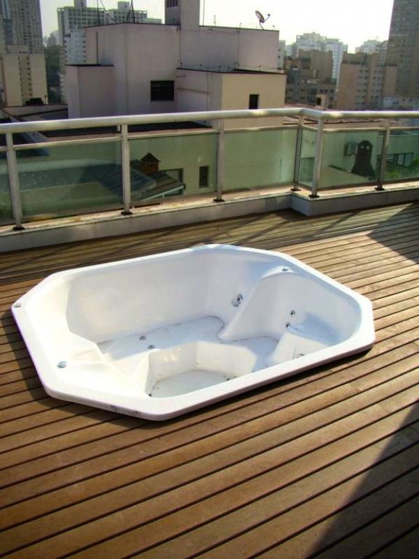 Deck para Spa em São Paulo Preço em Barueri - Deck para Spa em SP