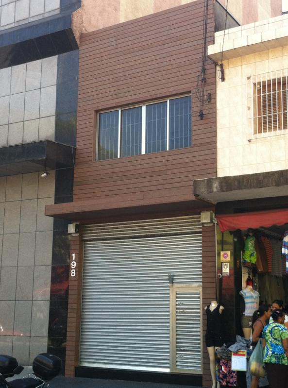 Fachada de Madeira para Comercio Preço em Manaus - Fachada de Madeira Plástica
