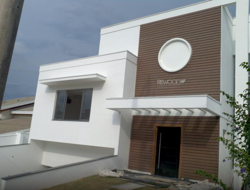 Fachadas Ventilada Ecológicas na Lapa - Empresa de Fachada Ecológica
