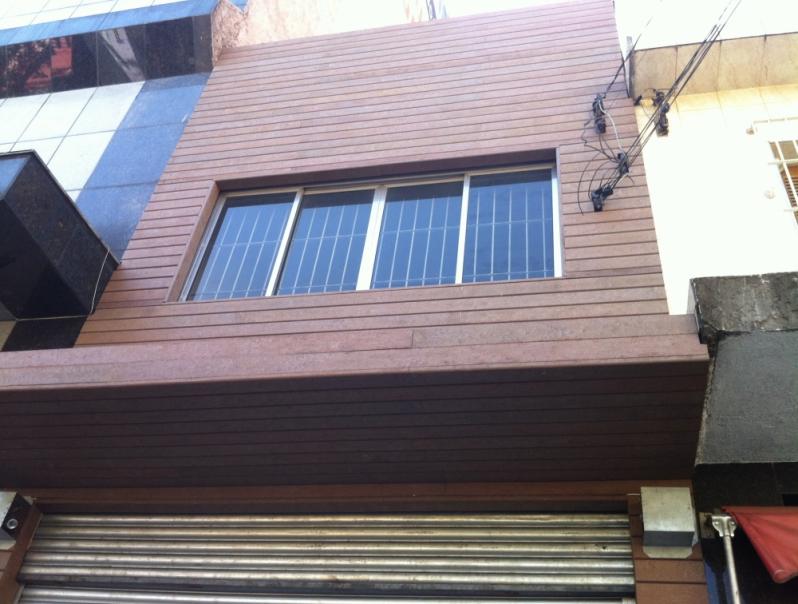 Madeira para Deck Fachada na Cachoeirinha - Madeira para Fachada de Comercio