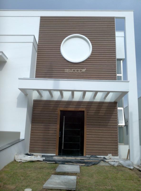 Madeira para Fachada de Casa Preço na Cidade Ademar - Madeira para Fachada de Comercio