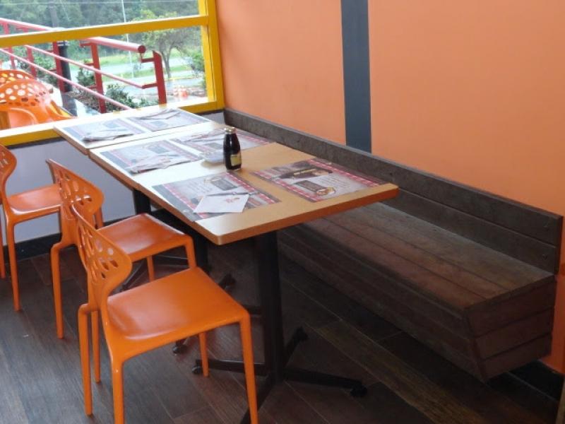 Mesa de Madeira Plástica em João Pessoa - Mesa de Madeira Ecológica para Jardim