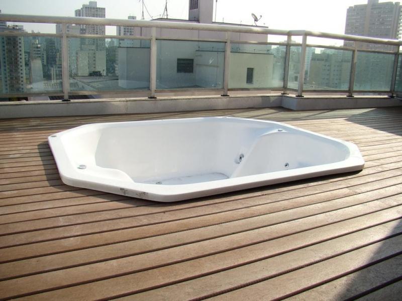 Onde Encontrar Deck de Madeira Ecológica para Spa na Água Rasa - Deck para Spa em SP