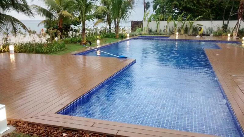 Deck fibra ecol gica rewood - Scalda piscina ecologico ...