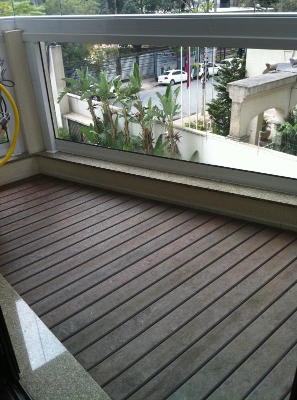 Onde Encontrar Deck para Apartamento Bairro do Limão - Deck de Madeira para Varanda de Apartamento