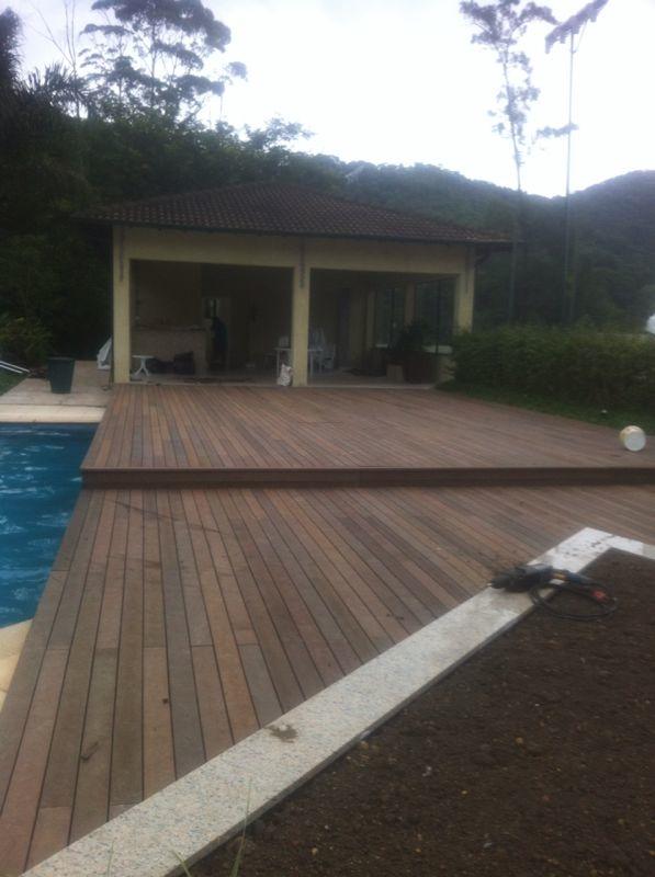 Quanto Custa Deck de Plástico Imitando Madeira em Jundiaí - Deck de Madeira Plástica para Banheiro