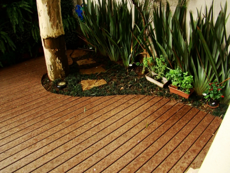 Quanto Custa Deck para Casas na Luz - Deck de Madeira para Quarto
