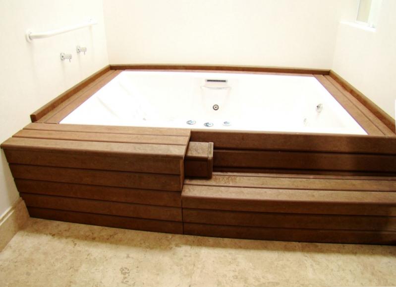 Quanto Custa Piso Deck para Spa na Ipiranga - Deck para Spa em SP