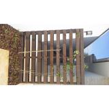 cachepot de madeira ecológica Itaim Bibi