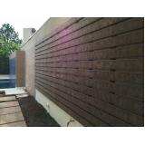 deck de madeira para parede de sala preço Sacomã