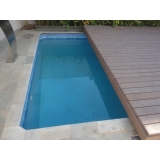 deck de madeiras para piscinas móvel no Tremembé