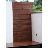 deck de PVC para banheiro Jardim América