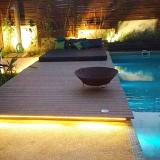deck de PVC para jardins na Bela Vista