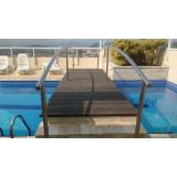 deck modular plástico Itaim Bibi