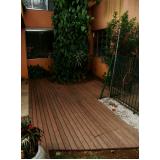 deck para parede exterior preço Cabuçu de Cima