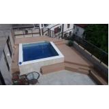 deck para piscinas em São Paulo Bonsucesso