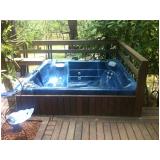 deck para piscina residencial