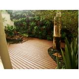 deck residenciais Jardim Aracília