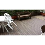 deck residencial em SP preço Campo Grande