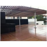 fabricas de deck ecológicos na Vila Buarque