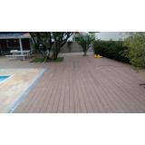 fabricas de deck em PVC Jardim Vila Galvão