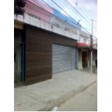 fachadas em madeiras plásticas em Itu