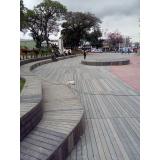 madeira ecológica na Santa Isabel