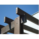madeira ecológica para telhado