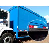 madeiras plásticas para assoalhos de caminhões baú Raposo Tavares