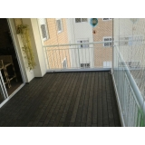 onde encontrar deck artificial WPC Itaim Bibi
