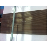 onde encontrar deck de madeira para parede de sala em Higienópolis