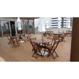 onde encontrar deck de madeira WPC Campo Grande