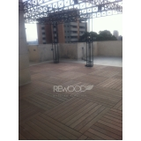 onde encontrar deck modular WPC Francisco Morato