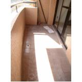 onde encontrar deck para sacada de apartamento em São Mateus