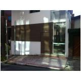 onde encontrar fachada de madeira plástica no Pacaembu