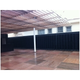 onde encontrar madeira ecológica para telhado em Araraquara