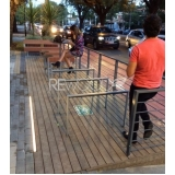 onde encontrar piso deck antiderrapante Parque São Domingos