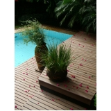 onde encontrar piso deck de piscina PVC na Vila Leopoldina