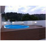 onde encontrar piso deck para piscina em SP na Biritiba Mirim