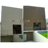 onde encontrar revestimento de fachada ventilada ecológica em Barueri