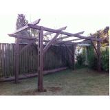 onde encontro empresa de pergolado de madeira ecológica Jardim Presidente Dutra