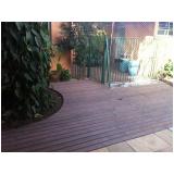 piso deck de madeira em São Paulo preço na Cidade Ademar