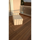 pisos deck estilo madeiras em Itu