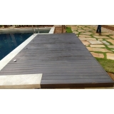 pisos em deck de madeiras em Mandaqui