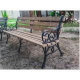quanto custa banco de jardim para condomínio em Itatiba