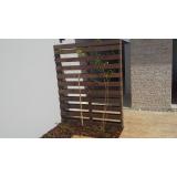 quanto custa cachepot de madeira reciclável Alto de Pinheiros